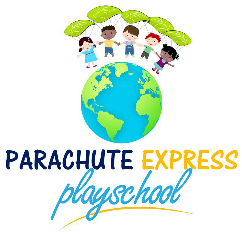 Logo Parachute Express Playschool